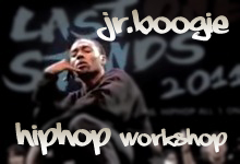 9/20-Jr.Boogie WorkShop