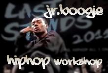9/20-Jr.Boogie WorkShop