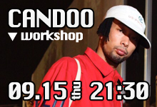 9/15 thu-CANDOO-WorkShop