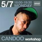 5/7mon -CANDOO-WORK SHOP