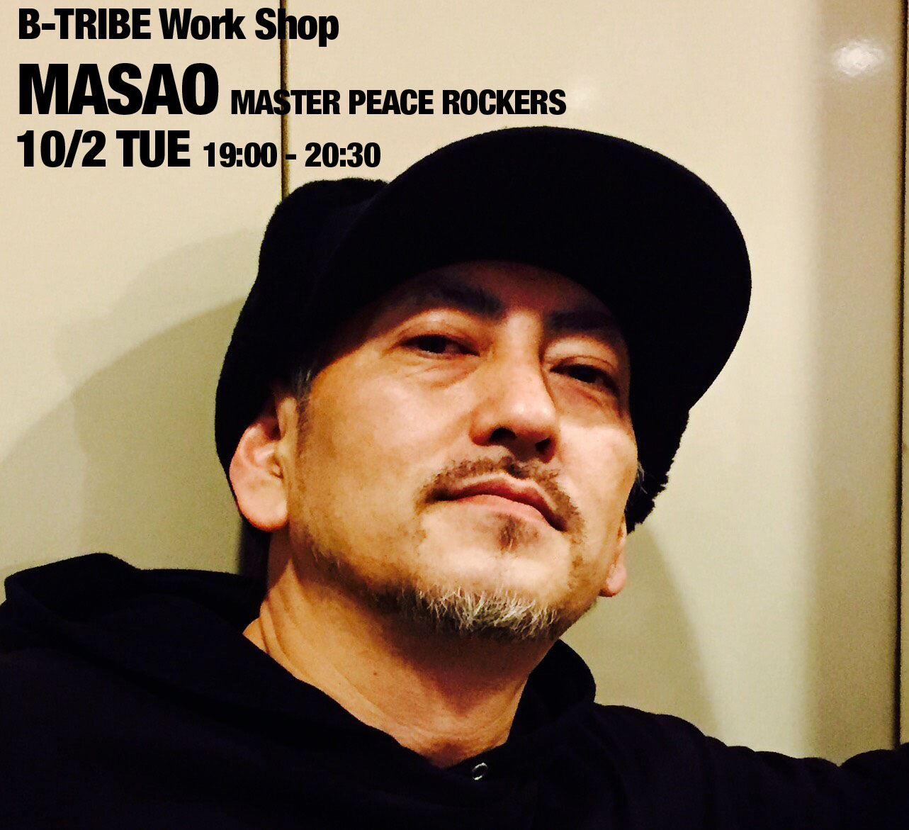 10/2 tue -MASAO- WorkShop