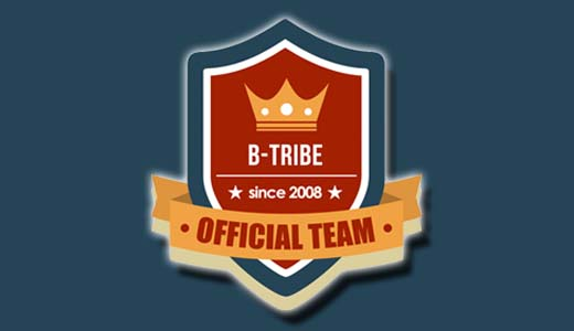B-TRIBE Official Team