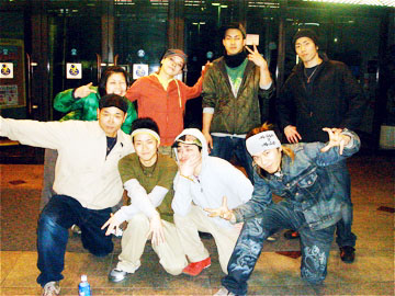 KYOTO B-boy Crew