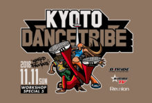 11/11 sun - KYOTO DANCE TRIBE vol.05